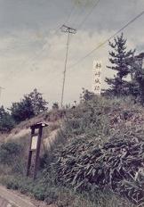 柿崎城の小山.jpg