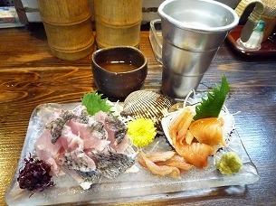 黒ムツ炙り造り&赤貝.jpg