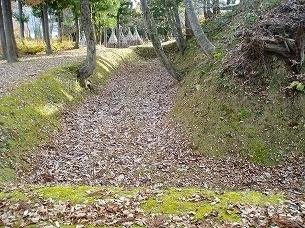 本丸空堀2.jpg