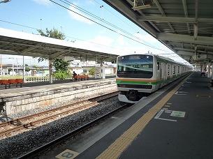 湘南新宿ラインが来た.jpg